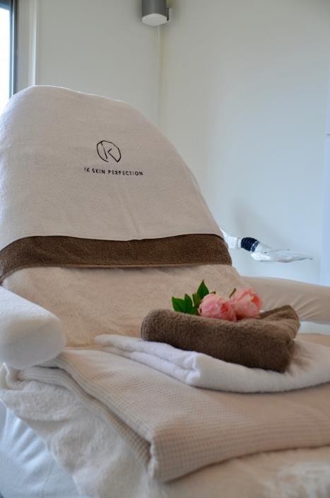 Behandelstoel Marlies Beautyspecialist
